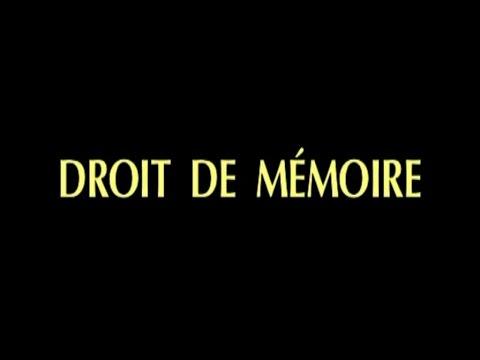 DROIT DE MEMOIRE - Burkina faso