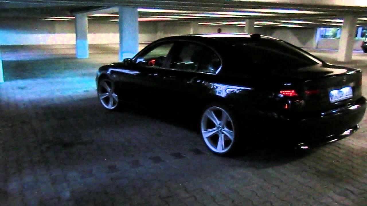 Bmw E65 Stanklima Www 7er Online De Youtube