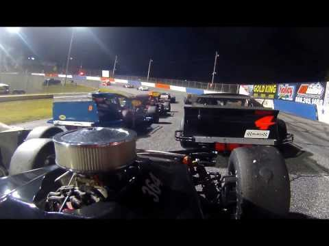 Mark Johnson Bowman Grey Modified At Hickory Motor Speedway
