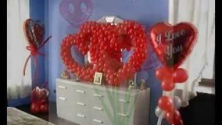 Делаем из воздуха оригинальные подарки на 14 февраля(, 2012-01-31T07:02:17.000Z)