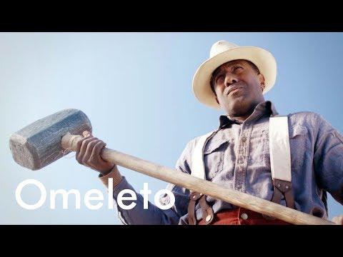 John Henry and the Railroad | Action Short Film | Omeleto