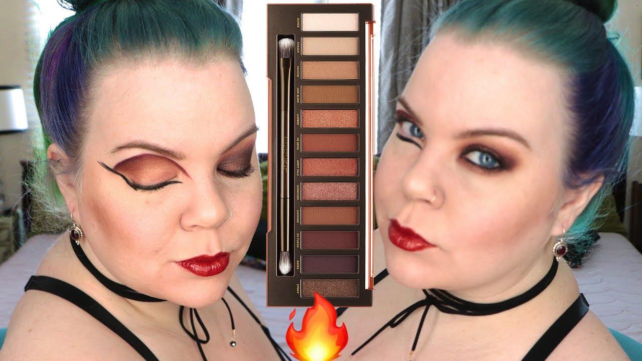 Summer Makeup | Urban Decay Naked Heat Palette Tutorial