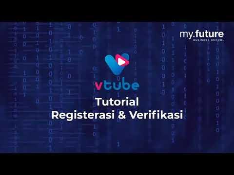 Cara Registrasi Vtube Lengkap Daftar Vtube 15 April 2020 Youtube