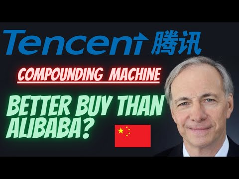 Tencent Stock Analysis & Valuation : Better than Alibaba Stock? 25% Undervalued!