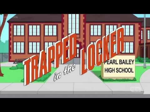 [Official Audio] American Dad - Trapped in the Locker