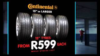 Tiger Wheel & Tyre: Continental iPod shuffle Campaign