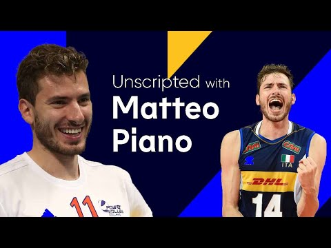 Matteo Piano, Unscripted | #PasstheTime