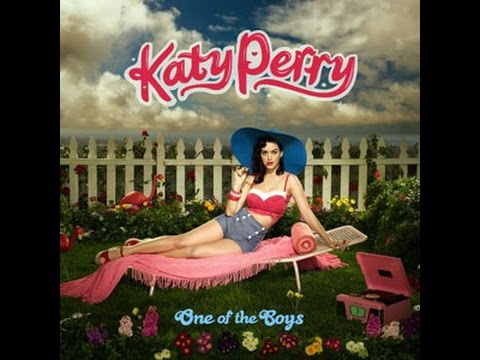 """""""One of the Boys"""" by Katy Perry - Album Review"""