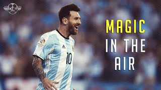 Lionel Messi (Argentina) - Magic in the air - HD 1080p