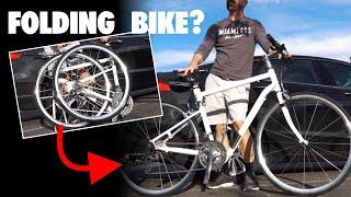 ChangeBike Review: Folding Bicycle