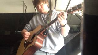 My version of whistle by Flo Rida on my acoustic guitar