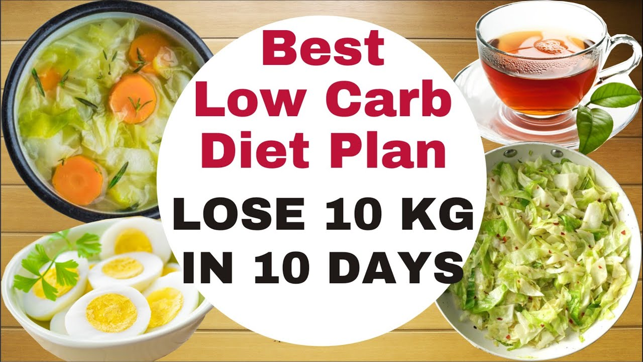 slim down fast on low carb diet