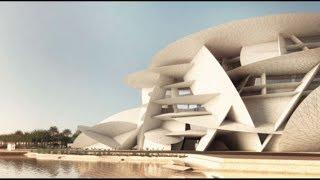 """قطر تفتتح """"زهرة الصحراء"""" أحد أفخم المشاريع الثقافية المحلية في البلاد"""