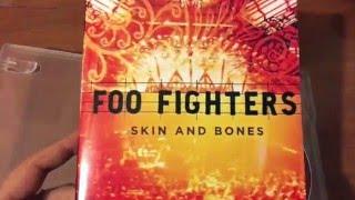 Baixar Skin & Bones - Foo Fighters DVD Unboxing