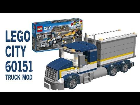 Tutorial Lego Police