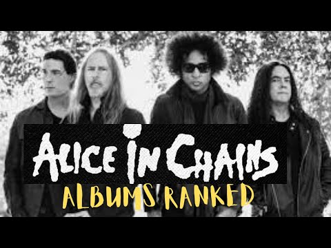Alice In Chains Album Rankings (TBA 2018) Mp3