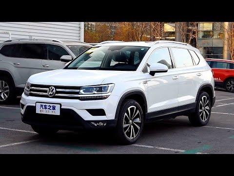 到店实拍 2019款大众途岳Volkswagen Tharu 280TSI 豪华版