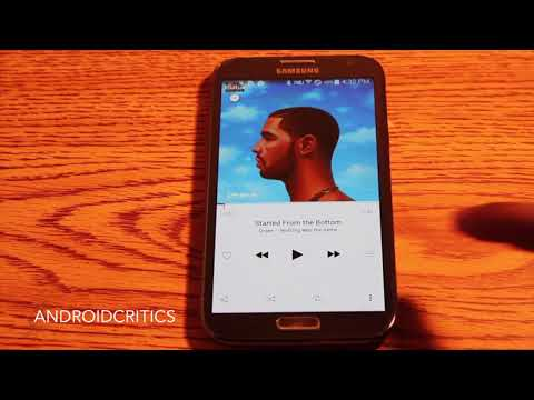 Apple Music On Android! Official Walkthrough And Hands On!