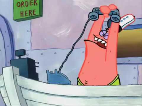 Патрик...Не ни слышал