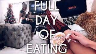 What I REALLY Eat in a Day - Full Day of Eating + Workouts + Recipes