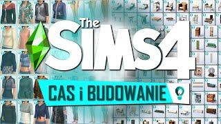 ⭐️FIRST LOOK: THE SIMS 4 ŻYCIE EKO🌼 CAS I TRYB KUPOWANIA (jestem w szoku)
