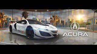 ACURA NSX GT3 / POWERMACHINE - Nitro Nation Drag Racing