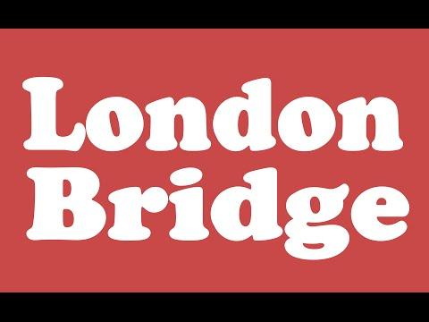 Musica Infantil em Inglês - London Bridge