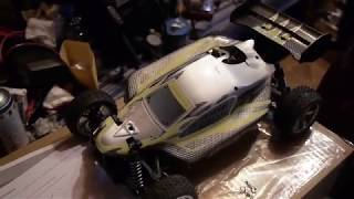 My Test : Upgrading A Modelco/FS Racing Art GB2 To GB4