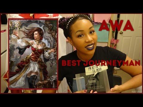 Entering Anime Weekend Atlanta's Costume Contest (2016)