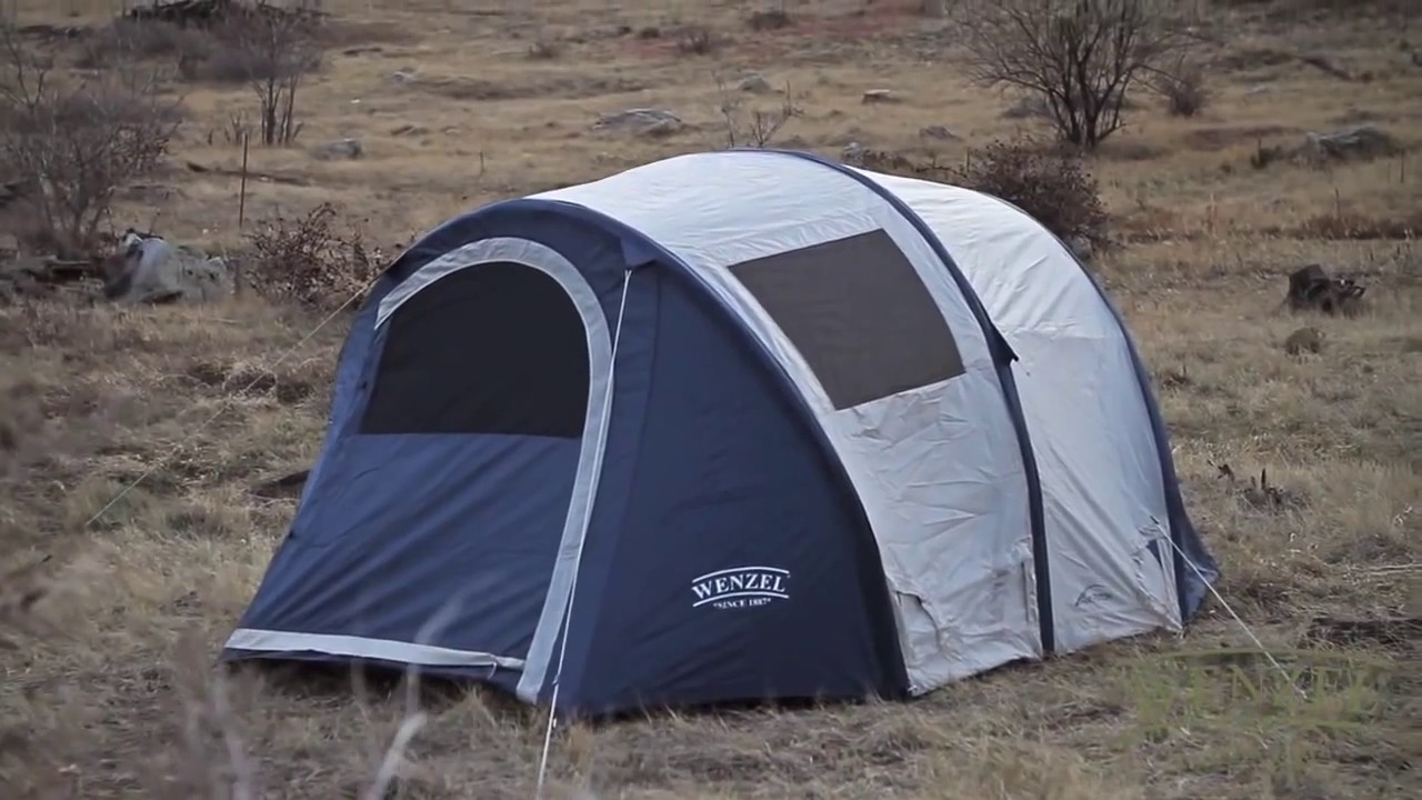 Wenzel Airpitch Tent Series - YouTube