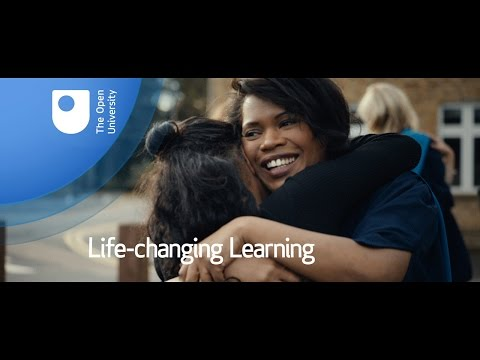 Life-changing Learning at The Open University