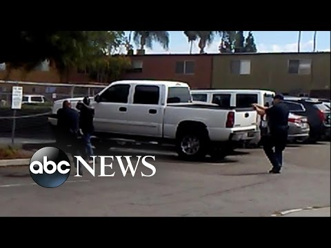 California Police Shooting | Black Man Killed By Police
