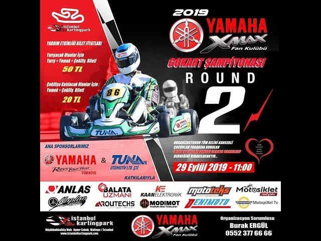 Yamaha XMAX Fun Kulübü 2. Gokart Şampiyonası