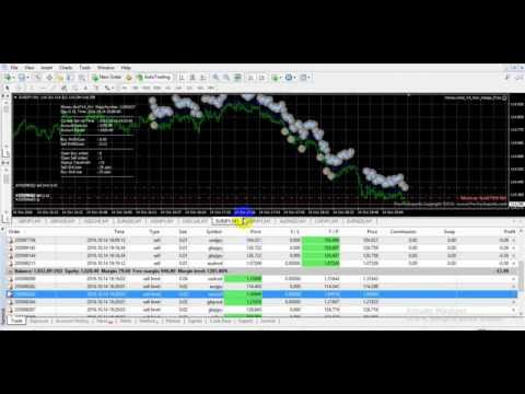Money Grid V4 Non Hedge - live trading  - very amazing EA