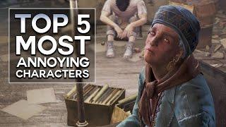 Fallout 4 - Top 5 Most Annoying NPCs