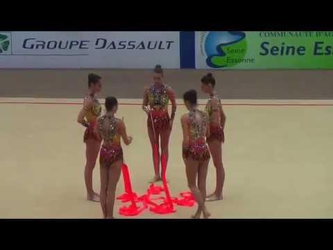 gymnastique rythmique Bulgarie