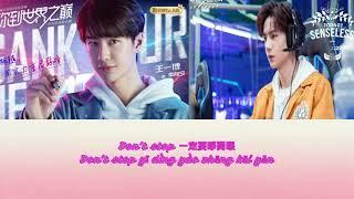 Download WANG YIBO(王一博)-[ENG/CHI/PIN LYRICS] The Most Burning Adventure [Gank Your Heart OST]