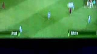 FIFA 08 Wii Gameplay