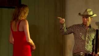 Show Clips: FOOL FOR LOVE, Starring Nina Arianda & Sam Rockwell