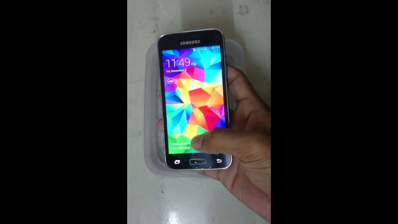 half off 56dcf 8de04 Is Samsung Galaxy S5 Mini really Waterproof? Under water test!!