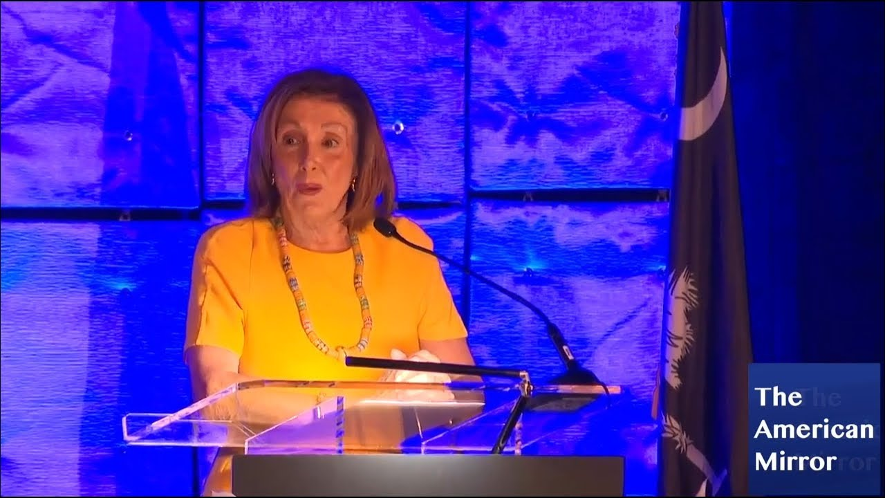 The American Mirror Nancy Pelosi confuses names and locations -- includes Lincoln in founding father