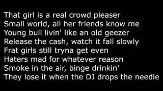 Rae Sremmurd - Black Beatles ft. Gucci Mane [Lyrics On Screen]