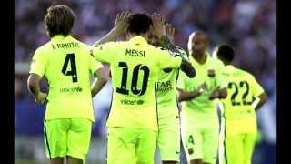 Atletico de Madrid 0-1 FC Barcelona GOL (AUDIO ALFREDO MARTINEZ, Onda Cero) LIGA BBVA 17/05/2015