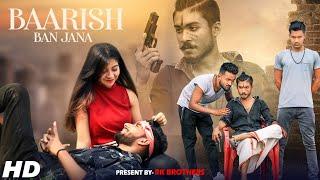 Baarish Ban Jaana | School Love Story | Payal Dev, Stebin Ben | Hina & Shaheer | Rk Brothers