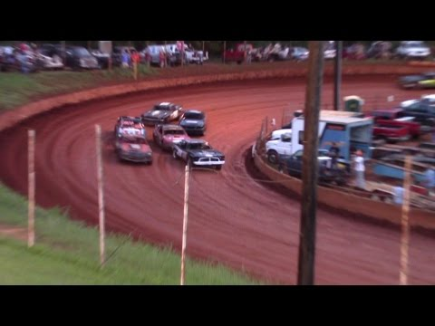 Winder Barrow Speedway Stock Eight Cylinders 8/20/16