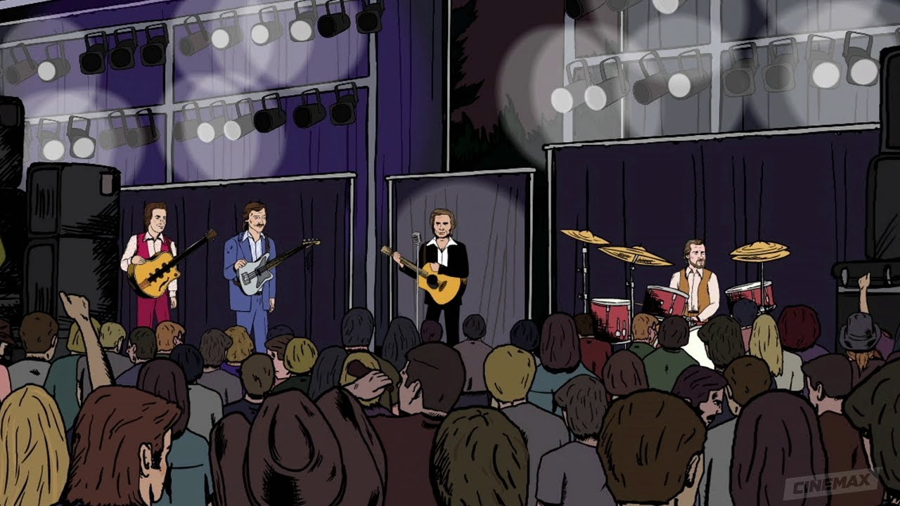 Tales From the Tour Bus, Mike Judge's Country-Music History