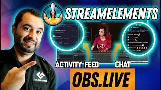 OBS.Live // StreamElements OBS PLUGIN! // Overview and Tutorial thumbnail