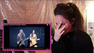 Download lagu Vocal Coach REACTS to NIGHTWISH- PHANTOM OF THE OPERA- TARJA TURUNEN