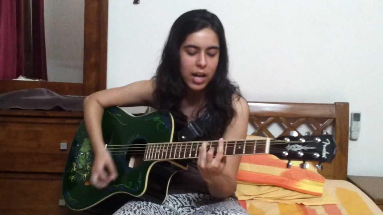 Tu Jaane Na Unplugged Guitar Cover Vocals By Rishti Youtube