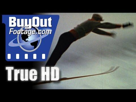 NYA Builds Nansen Ski Jump 1939 Reel 2 - HD HIstoric Footage